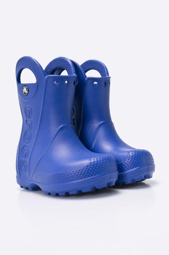 Crocs - Holínky dětské námořnická modř