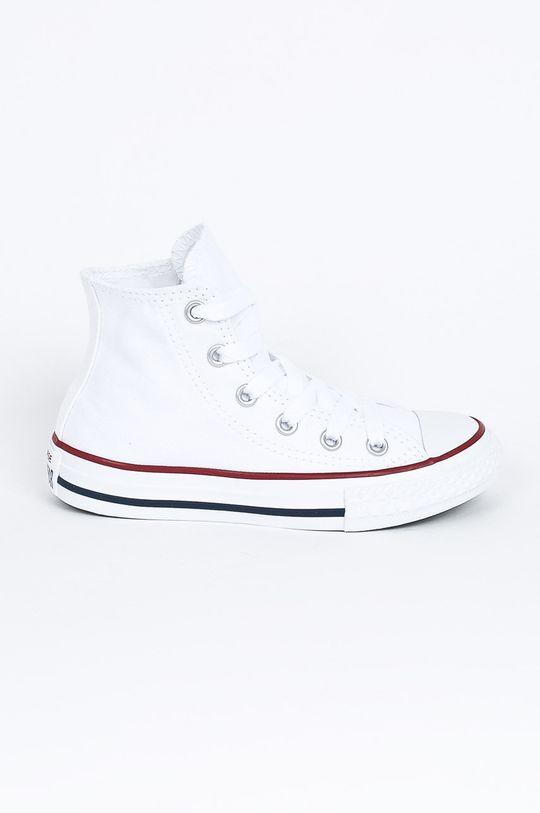 bílá Converse - Dětské kecky Dětský