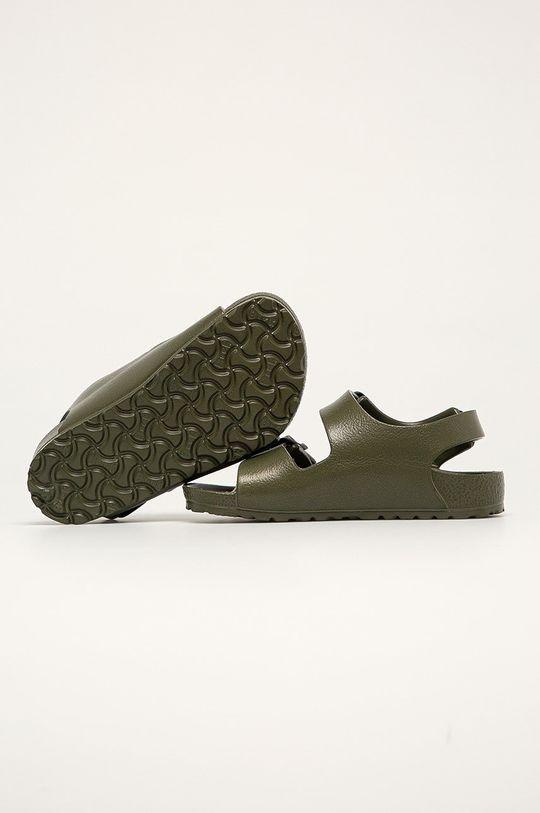 Birkenstock - Dětské sandály Milano  Svršek: Umělá hmota Vnitřek: Umělá hmota Podrážka: Umělá hmota