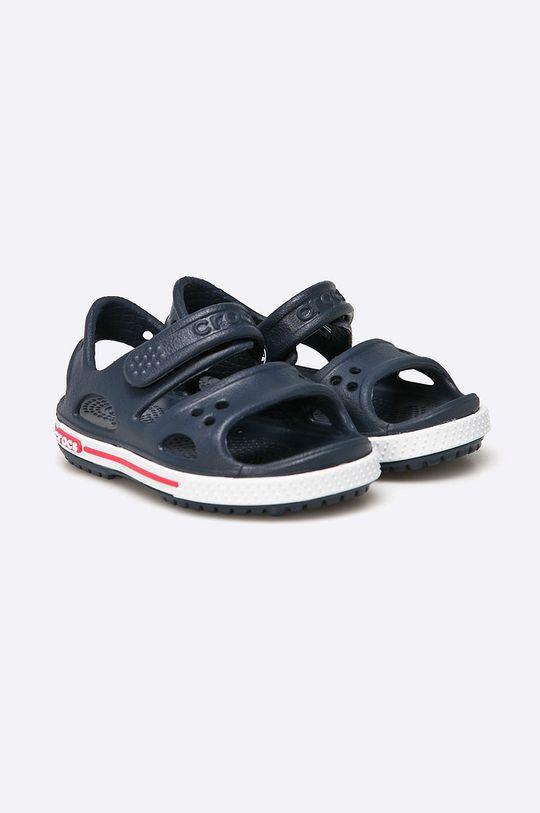 Crocs - Дитячі сандалі Crocband II темно-синій