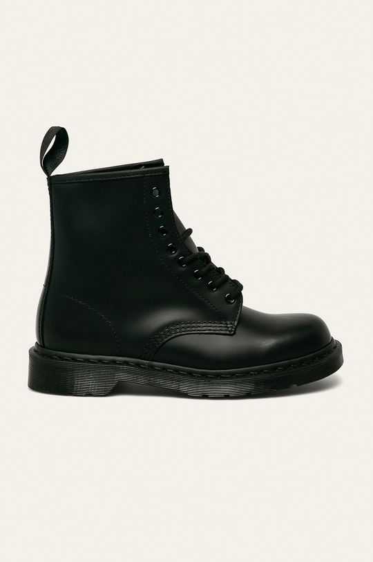 negru Dr Martens - Pantofi Mono De bărbați