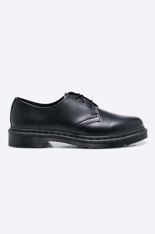 negru Dr Martens - Pantof Mono De bărbați