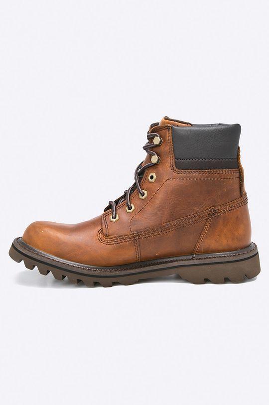 Caterpillar - Pantofi Gamba: Piele naturala Interiorul: Material textil, Piele naturala Talpa: Material sintetic