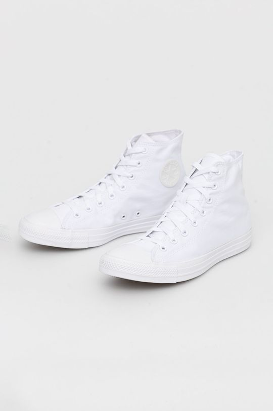 Converse - Tenisi alb