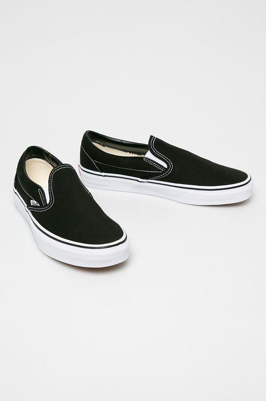 Vans - Tenisówki CLASSIC SLIP-ON czarny