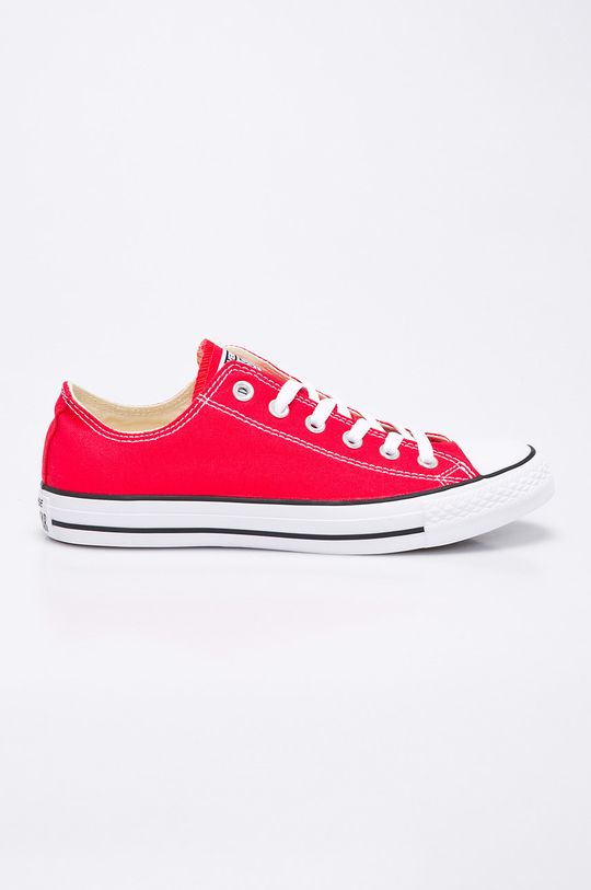 czerwony Converse - Tenisówki Męski