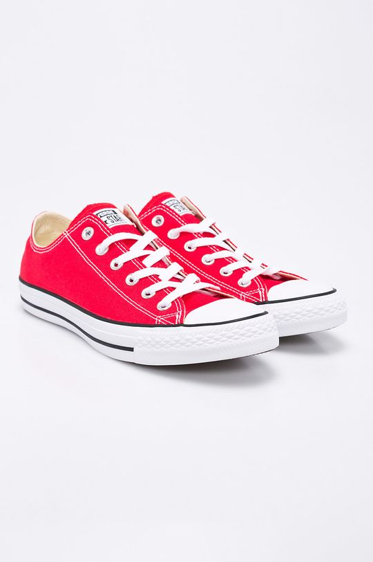Converse - Tenisówki czerwony