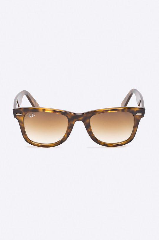 Ray-Ban - Okulary brązowy
