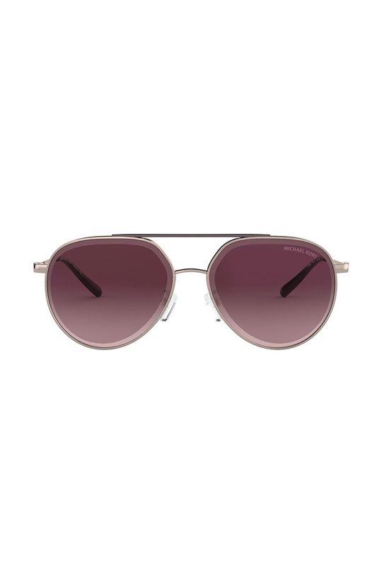 kaštanová Michael Kors - Brýle Antiqua Dámský