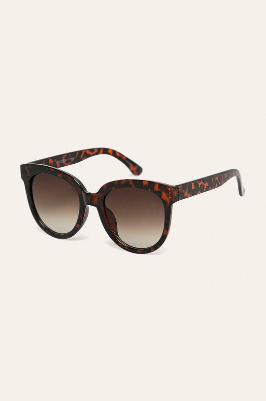 kávová Pieces - Sluneční brýle Dámský
