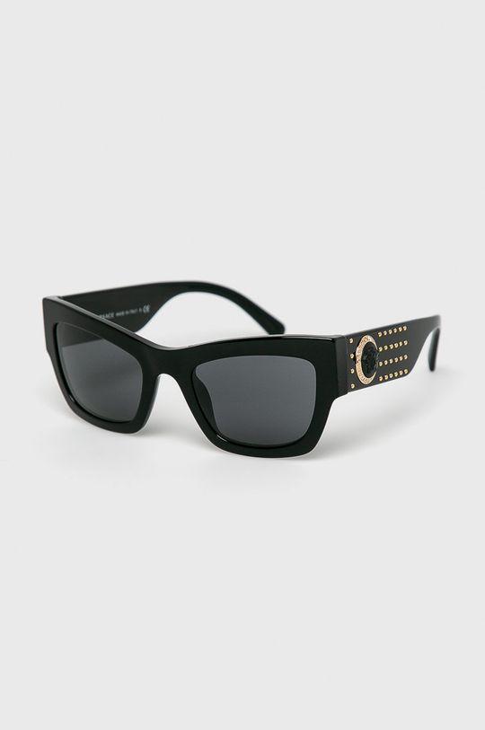 černá Versace - Brýle 0VE4358.529587.52 Dámský