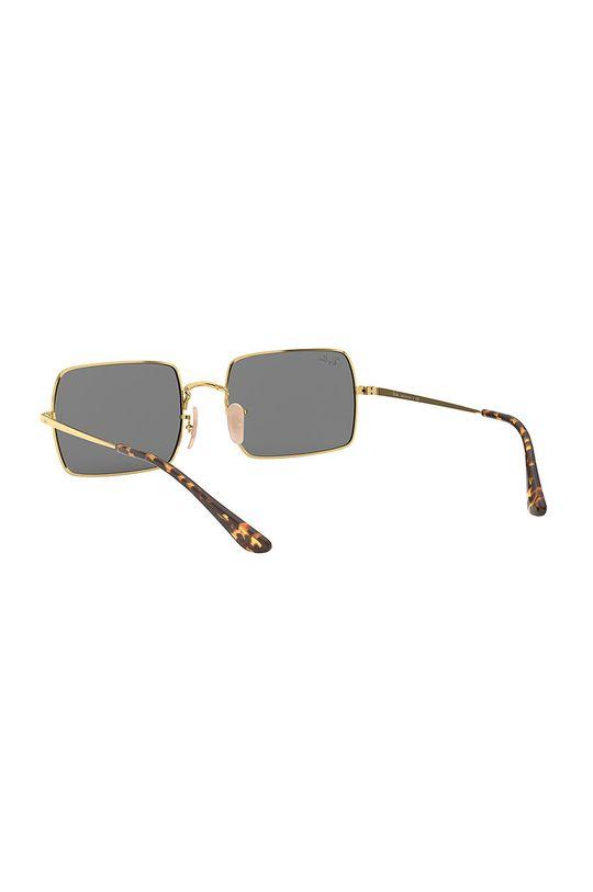 złoty Ray-Ban - Okulary RECTANGLE