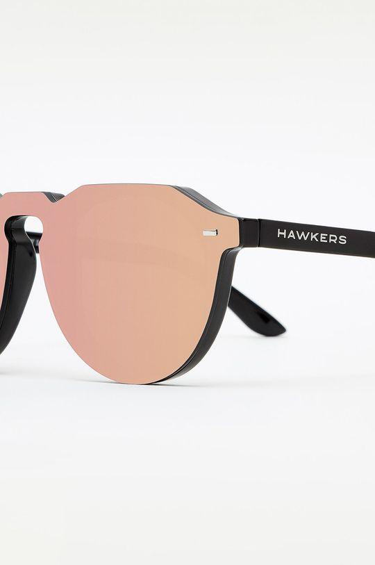 Hawkers - Okulary ROSE GOLD WARWICK HYBRID Materiał syntetyczny