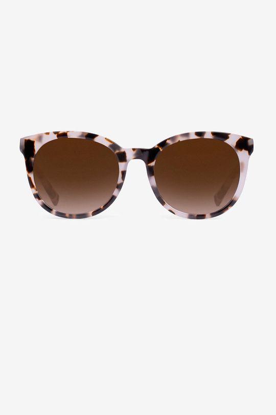 Hawkers - Okulary przeciwsłoneczne LEO BROWN RESORT brązowy