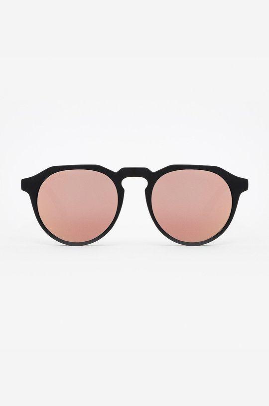 fekete Hawkers - Napszemüveg CARBON BLACK ROSEGOLD WARWICK Női