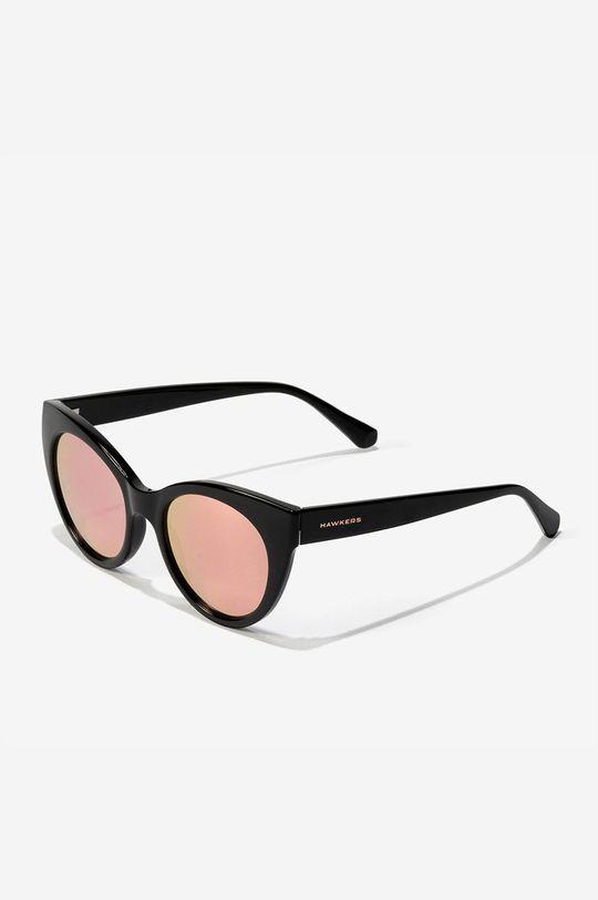 czarny Hawkers - Okulary BLACK ROSE GOLD DIVINE Damski