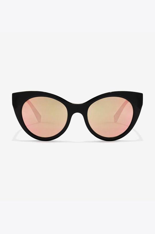 Hawkers - Okulary BLACK ROSE GOLD DIVINE czarny
