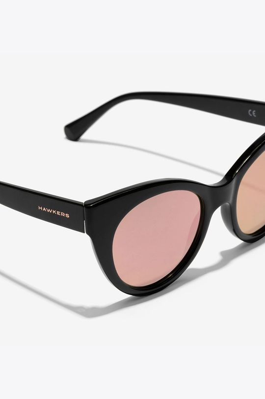 Hawkers - Okulary BLACK ROSE GOLD DIVINE Materiał syntetyczny