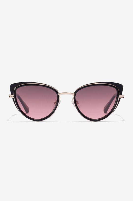 Hawkers - Napszemüveg BLACK WINE FELINE erős rózsaszín