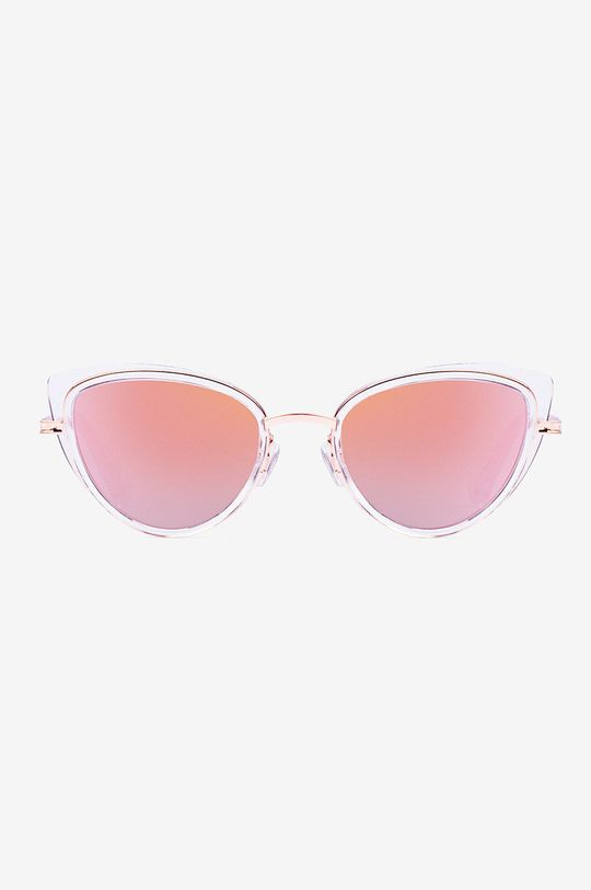 Hawkers - Napszemüveg AIR ROSE GOLD FELINE pasztell rózsaszín