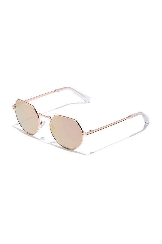 staroružová Hawkers - Slnečné okuliare AURA - ROSE GOLD Dámsky