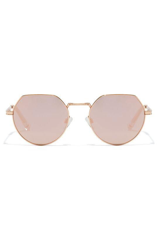 Hawkers - Slnečné okuliare AURA - ROSE GOLD staroružová
