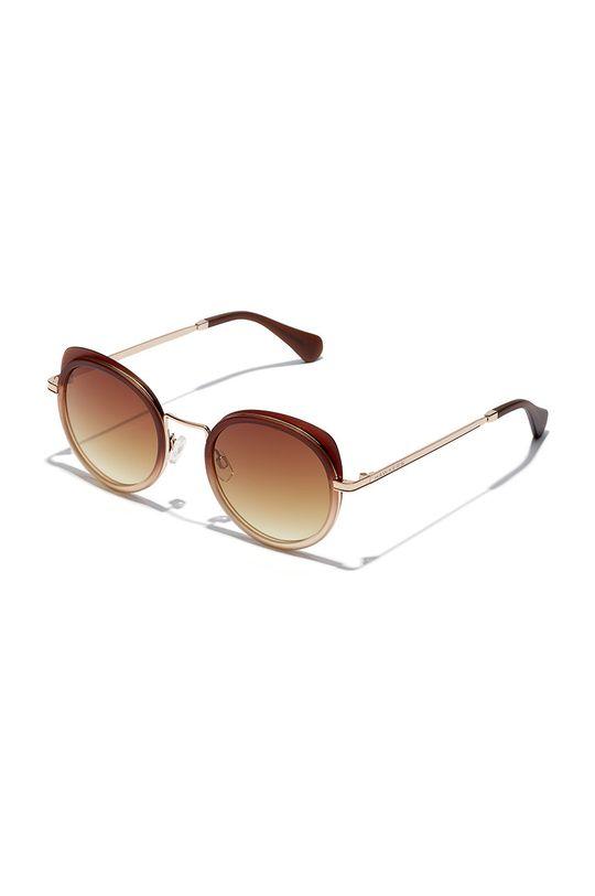 zlatohnedá Hawkers - Slnečné okuliare MILADY - SMOKY Dámsky