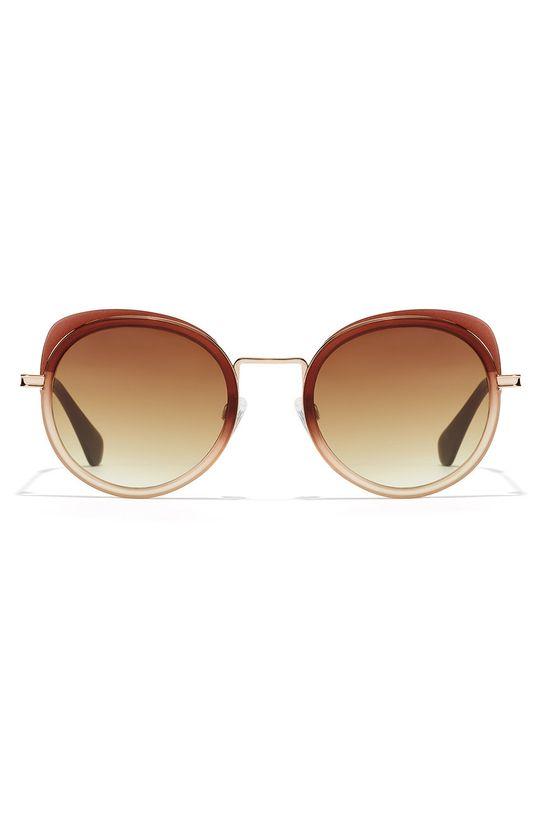 Hawkers - Slnečné okuliare MILADY - SMOKY zlatohnedá