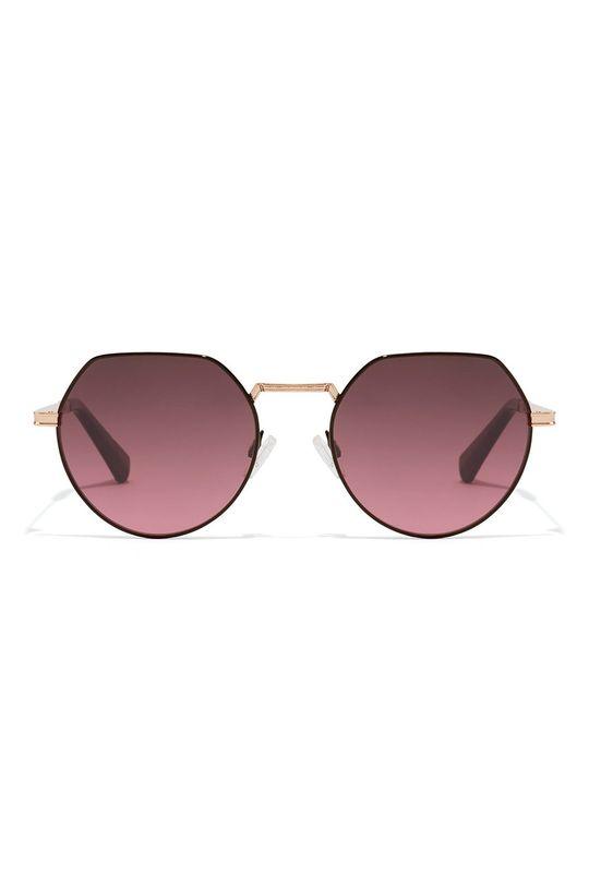 Hawkers - Napszemüveg AURA - BURGUNDY pasztell rózsaszín