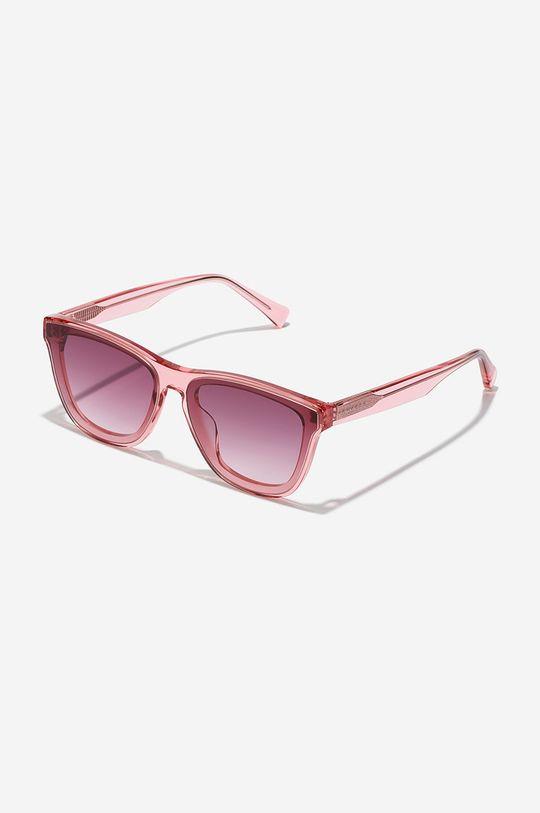 ostry różowy Hawkers - Okulary przeciwsłoneczne ONE DOWNTOWN - PINK Damski
