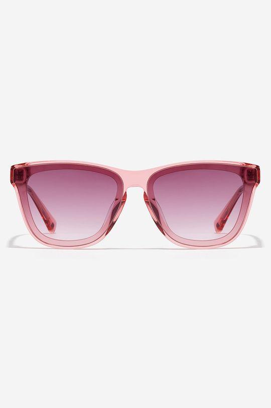 Hawkers - Okulary przeciwsłoneczne ONE DOWNTOWN - PINK ostry różowy