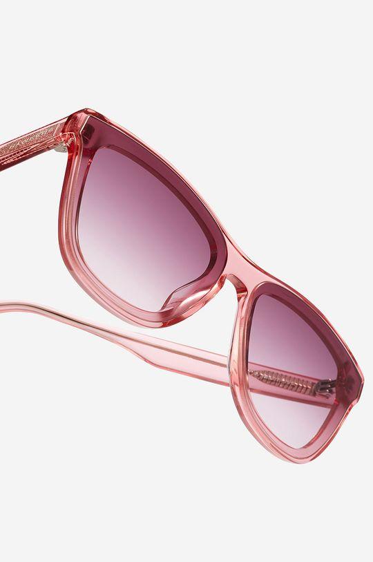 Hawkers - Okulary przeciwsłoneczne ONE DOWNTOWN - PINK Materiał syntetyczny