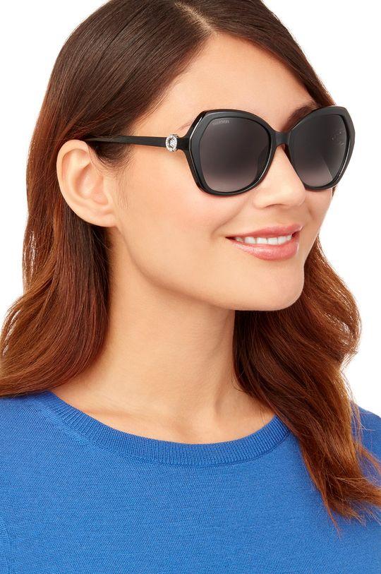 Swarovski - Okulary przeciwsłoneczne czarny