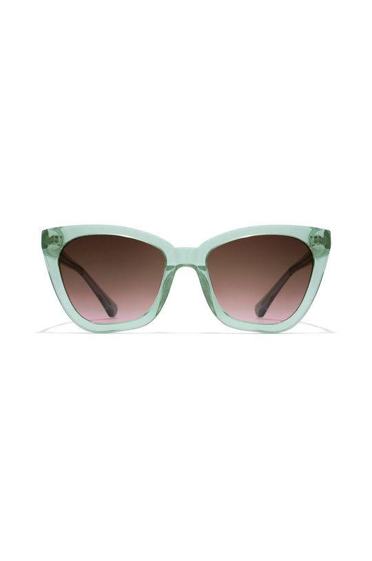 Hawkers - Ochelari de soare Paula verde deschis