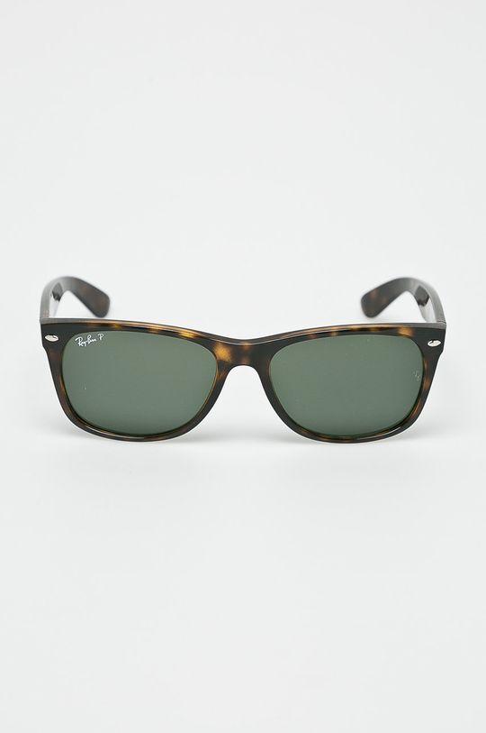 Ray-Ban - Brýle New Wayfarer hnědá