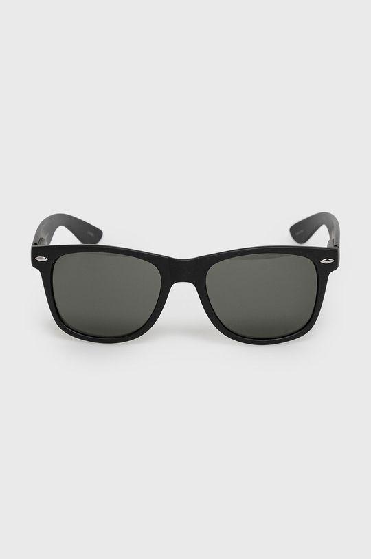 Jack & Jones - Okulary przeciwsłoneczne czarny