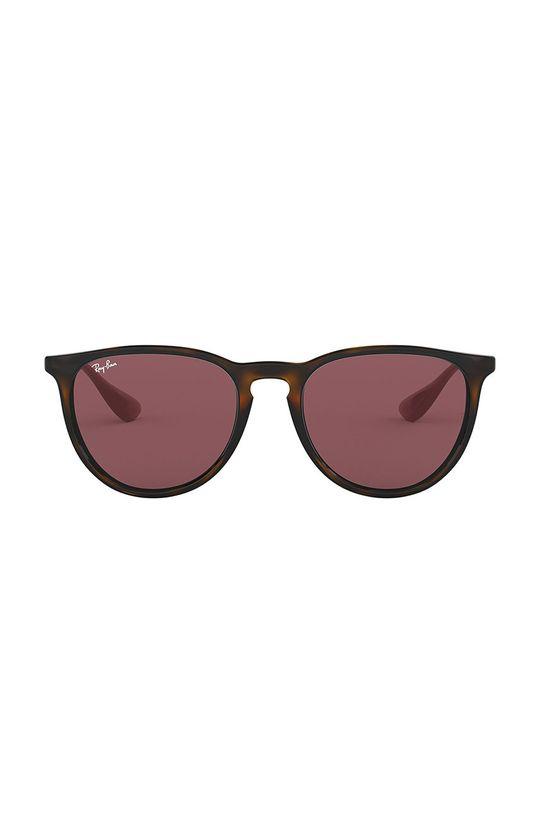 Ray-Ban - Okulary Erika brązowy