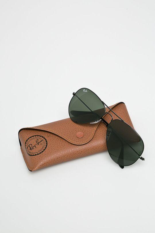 brudny zielony Ray-Ban - Okulary 0RB3025.L2823.58