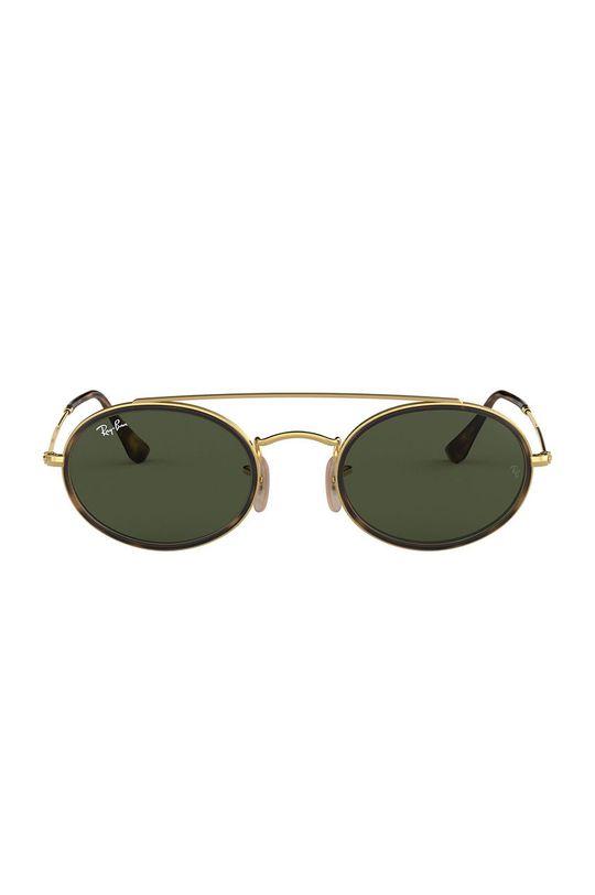 brązowy Ray-Ban - Okulary 0RB3847N.912131.52 Unisex