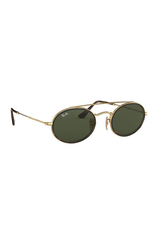 Ray-Ban - Okulary 0RB3847N.912131.52 brązowy
