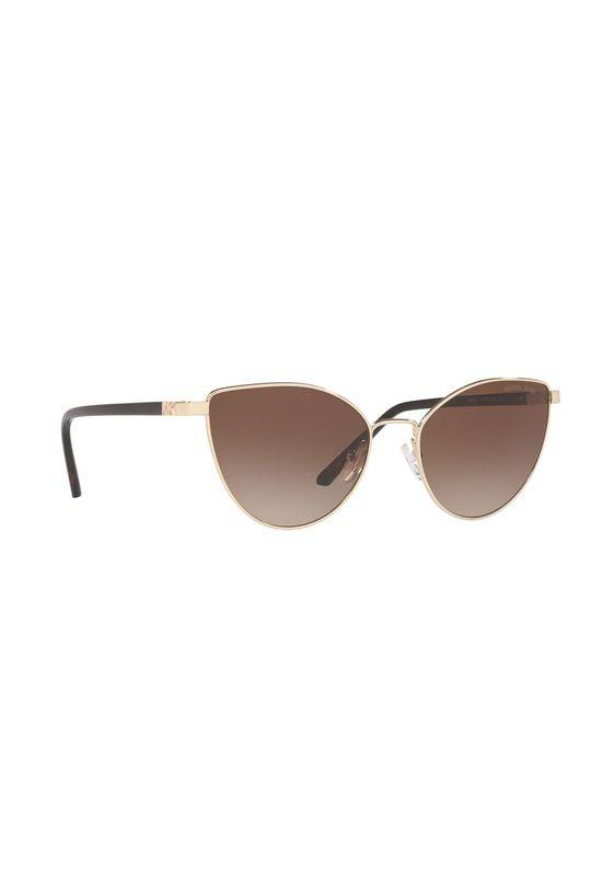 Michael Kors - Okulary przeciwsłoneczne 0MK1052 Materiał syntetyczny, Metal