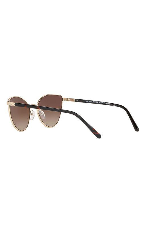 czarny Michael Kors - Okulary przeciwsłoneczne 0MK1052