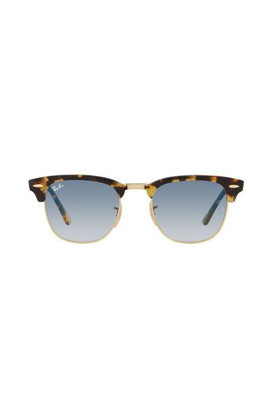 Ray-Ban - Brýle CLUBMASTER modrá