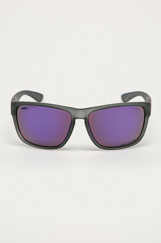 Uvex - Okulary przeciwsłoneczne Lgl 35 CV szary