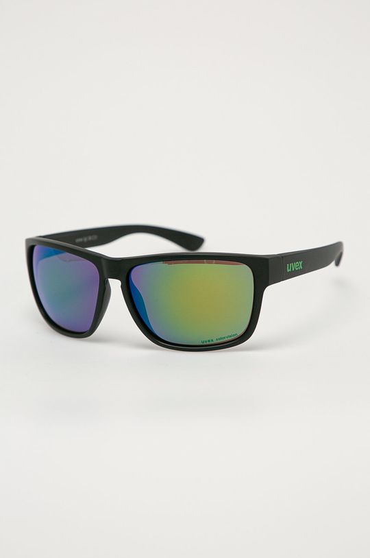 černá Uvex - Sluneční brýle Lgl 35 CV Unisex