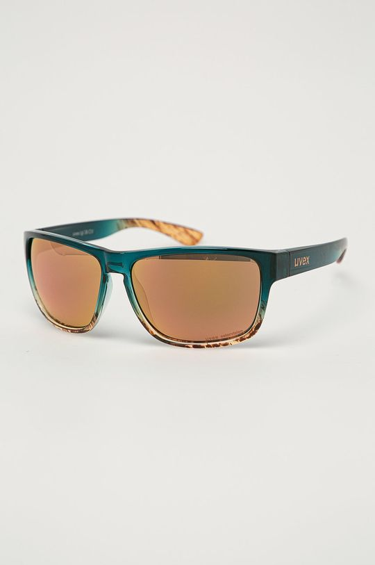 multicolor Uvex - Okulary przeciwsłoneczne Lgl 35 CV Unisex
