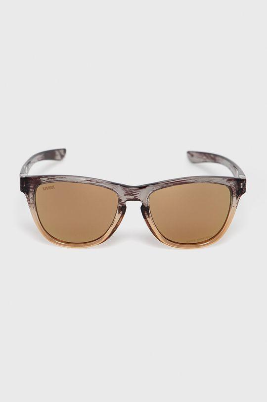 Uvex - Okulary przeciwsłoneczne LGL 48 CV piaskowy