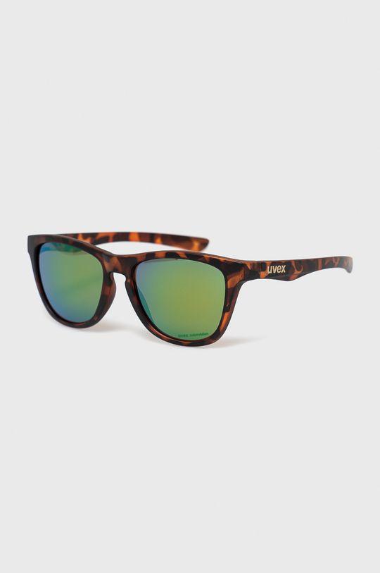 oranžová Uvex - Slnečné okuliare LGL 48 CV Unisex