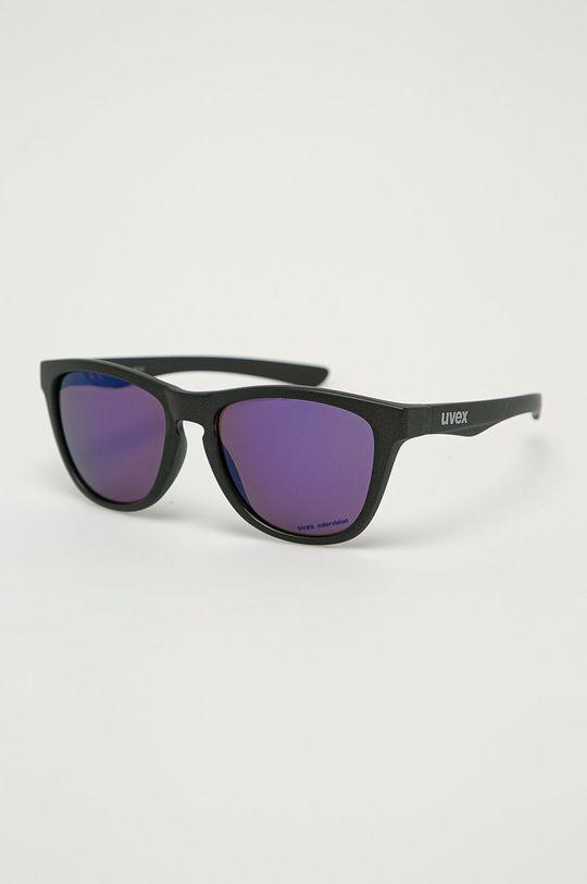 černá Uvex - Sluneční brýle LGL 48 CV Unisex