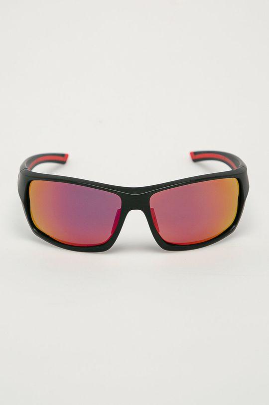 Uvex - Okulary przeciwsłoneczne Sportstyle 222 czerwony